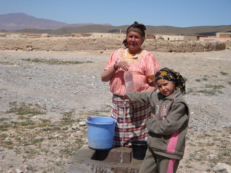 L'eau coule à Aabari dsc01151